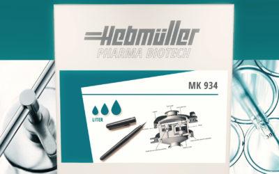 Hebmüller Pharma Biotech präsentiert Kondensat-Ableiter für pharmazeutische oder biotechnische Anwendungen