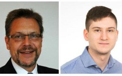 Jens Bartsch und Bernd Reichenberger verstärken Sales-Team